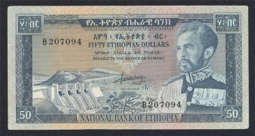 50-Birr-Haile-Silassie-Ethiopia