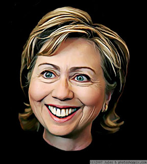 hillary-clinton-caricature