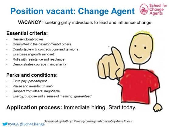 ChangeAgent